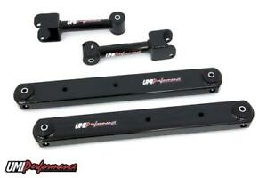 Umi 78 88 Regal G body Rear Non Adjustable Upper Boxed Lower Control Arm Kit
