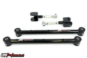 Umi Performance 78 88 G body Rear Lower Arms Adjustable Upper Control Arms