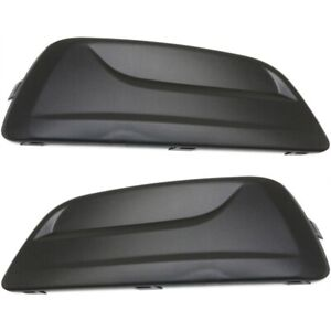Fog Light Cover For 2013 2015 Chevrolet Malibu Set Of 2 Left And Right Side