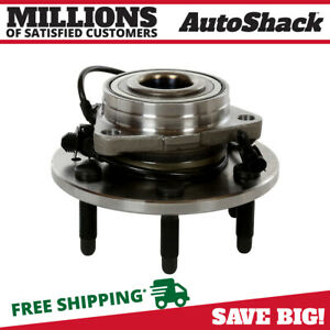 New Front Wheel Bearing Hub Assembly Chevy Silverado 1500 Escalade Tahoe 4x4