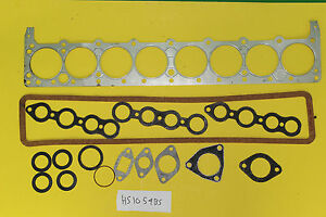 Vintage Nos Victor Head Gasket Set Buick With Dyna Transmission 1951 1952 40 50