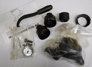 Snap On Jbc Rim Clamp Tire Changer Quick Change Head Kit Eaa0304g66a New