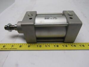 Smc C95sdb63 25 Pneumatic Air Cylinder 63mm Bore 25mm Stroke