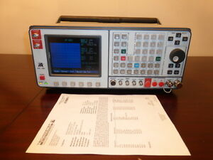 Ifr Aeroflex 1900csa Radio Service Monitor System Analyzer Calibrated