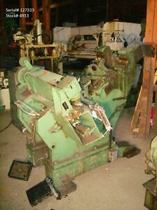 Bliss 1831 Canning Press Planet Machinery Stock 4913