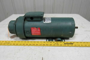 Reliance 01ka505604 Power Matched 180v Dc Motor 1750rpm 1 Hp 5 8 Shaft