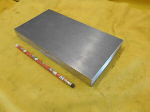 2024 Aluminum Bar Stock Machine Shop Flat Plate Sheet 1 X 5 X 9 3 4 Oal