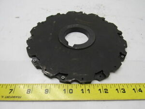 Greenleaf Sc 8375 8 X 375 Slot Mill Cutter 2 Arbor 20 Indexable Insert