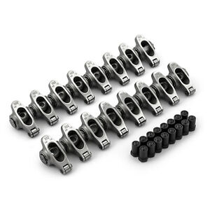 Fits Ford Sb 289 302 351 Windsor 1 60 Ratio 3 8 Stainless S Roller Rocker Arm
