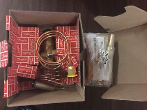 Danfoss 067l5859 Odf Air Conditioning Thermal Expansion Valve 5 6 Ton