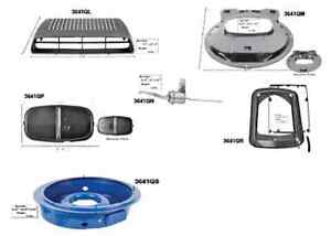 Ford Mustang Gt Shaker Scoop And Air Cleaner Assembly 1969 1970