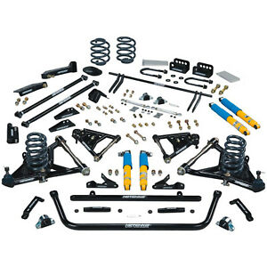 Hotchkis Performance 80390 67 72 Gm C 10 Tvs System