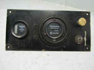 Curtis Hobbs 900r Electric Forklift Battery Indicator Hour Meter Gauge 36v