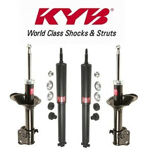 For Ford Mustang 2011 2013 Front Rear Strut Assembly Kyb Excel G