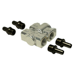 Derale Transmission Oil Cooler Thermostat 15719 Oil Bypass Style 180 F