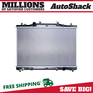 Radiator For 2003 2004 Cadillac Cts 3 2l Dohc Rk1004 2565 Aluminum Core Cooling