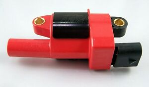 Rev Ignition High Performance Coil Gm 12573190 Round Style 4 8 5 3 6 0 6 2 7 0v8
