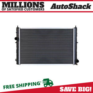 New Radiator Assembly For 1999 2002 2003 2004 Land Rover Discovery 4 0l 4 6l V8