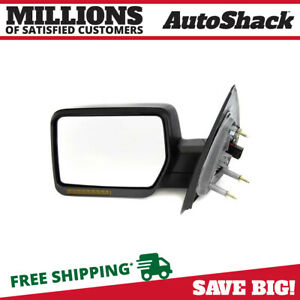 Fits 2004 2006 Ford F150 Power Heated View Mirror W Led Signal Left Driver Side