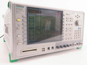 Anritsu Mt8820a 30mhz 2 7ghz Radio Communication Analyzer