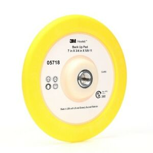 3m 05718 Perfect it 7 Inch Rotary Backing Plate