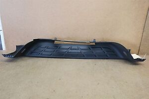2008 2009 2010 2012 2013 Chevrolet Silverado 1500 Rear Bumper Center Molding