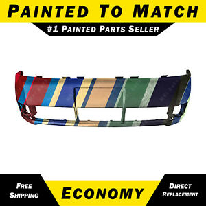 New Painted To Match Front Bumper Cover For 2008 2009 2010 2011 Ford Focus