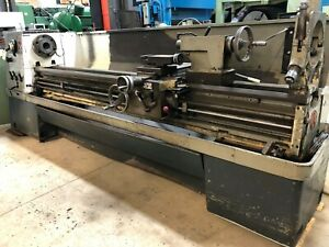 9786 Clausing Colchester 21 32 X 108 Toolroom Lathe