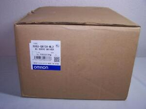 Omron R88d gn15h ml2 Ac Servo Drive New In Box