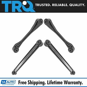 Control Arm Kit Rear Upper Lower Set Of 4 For Ford Expedition Lincoln Navigator