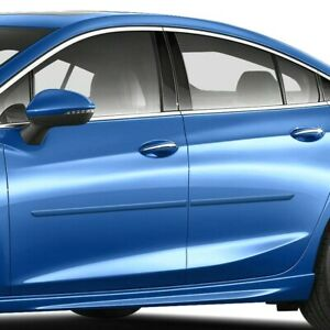 Painted Body Side Moldings Trim Mouldings For Chevrolet Cruze 2016 2019