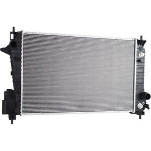 Radiator For 2012 16 Chevrolet Sonic 1 4l 1 Row At
