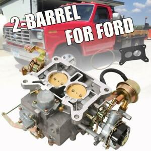 2 barrel Carburetor Carb 2100 For Ford 289 302 351 Cu Jeep 360 Engine 1964 78 76