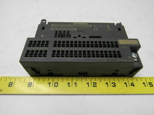 Siemens 6es7193 1ch10 0xa0 Simatic Terminal Block 16 Channels For Et 200l