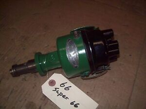 Oliver 66 super66 Farm Tractor Factory Original Distributor New Parts