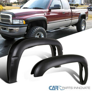 1994 2001 Dodge Ram 1500 2500 3500 Textured Factory Bolt On Style Fender Flares