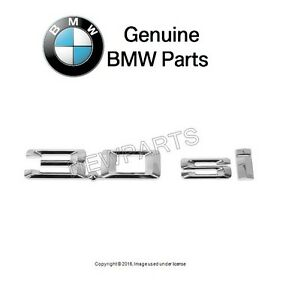 For Bmw E85 E86 Z4 3 0si 2006 2008 Emblem For Fender Left Or Right Genuine