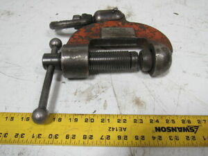 Renfroe Rsc 1 2 Ton Locking Screw Plate Clamp Vertical 180 Turn 1 8 To 3
