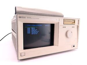 Hp 16500a Logic Analysis System W Options 1 2