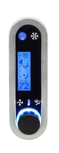 Dakota Digital Ac Heater Climate Controller Panel For Vintage Air Dcc 2500 v s b