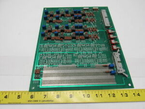Bliss salem Sca 0 Signal Conditioning Card Circuit Board