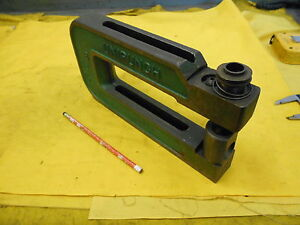 C Frame Punch Sheet Metal Hole Press Brake Tool Unit Unipunch Usa 8aj 1 1 2