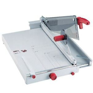 New Mbm Triumph 1058 Paper Cutter Free Shipping