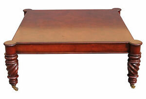 Vintage Baker Grand Scale Coffee Table Circa 1960 S