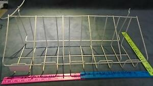Metal Pegboard Rack For Display Items Great For Stores buildings Shops