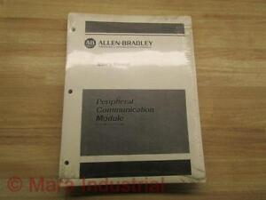 Allen Bradley 955103 11 User Manual 1775 ga