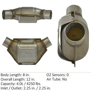 Catalytic Converter Eastern Mfg 70363