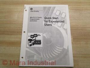 Allen Bradley 955124 62 User Manual For Mini plc 2