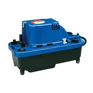 Little Giant Vcmx 20uls 1 30 Hp Automatic Condensate Removal Pump 554530