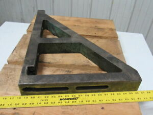 26 x18 x2 3 4 Slotted 90 Angle Block Machinist Set Up Fixture